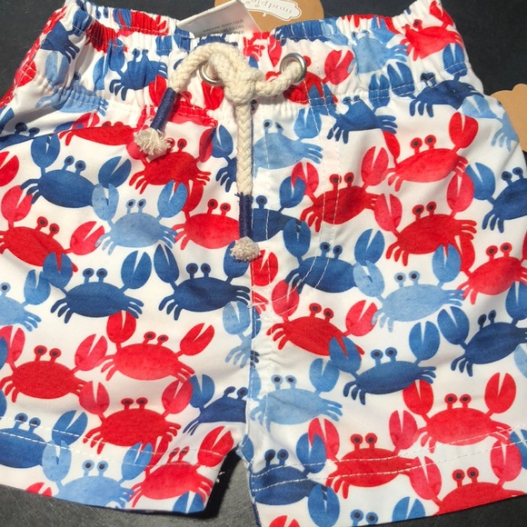 19655e868d Mud Pie Swim | Lobster Bathing Suit Baby Boy | Poshmark